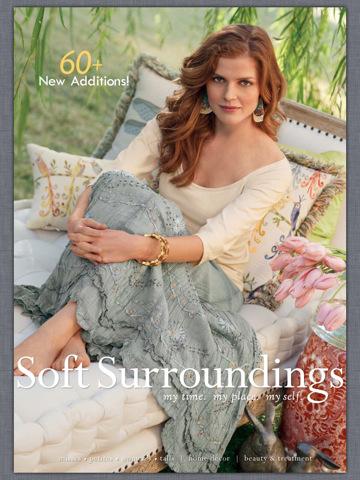 Soft Surroundings iCatalog App soft surroundings outlet