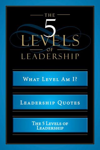 John c maxwell 5 levels of leadership