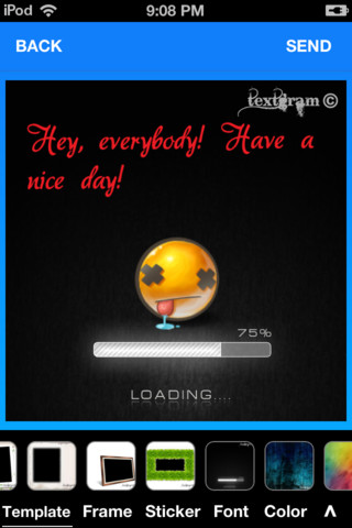 Textgram - Texting with Instagram FREE