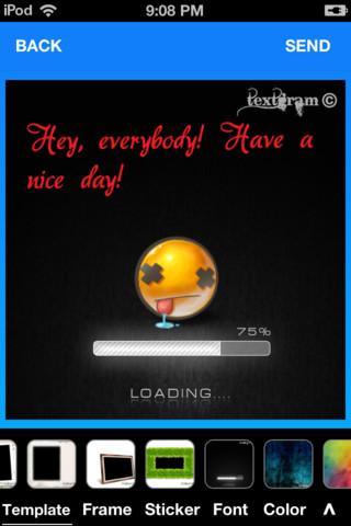 Textgram - Texting with Instagram FREE
