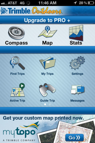 Trimble Outdoors Navigator FREE 5.3