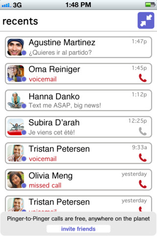 Textfree is now Pinger: Text Free + Call Free + Worldwide Messenger
