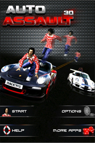 Socal Auto Racing on Auto Assault 3d   Car Race Game  By Free Racing Games  1 0 App For