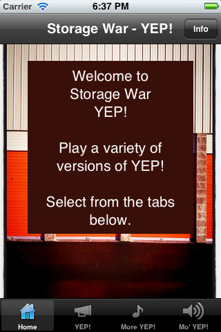 Storage War - YEP! (for Storage Wars) home storage shelving systems