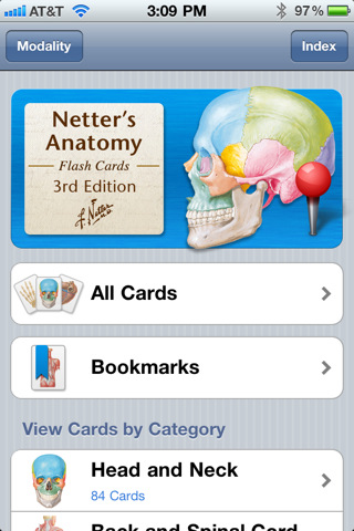 Netter's Anatomy Flash Cards free download