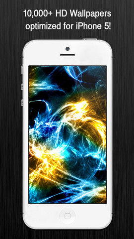 10000+ Wallpapers HD for iPhone 5 1.0