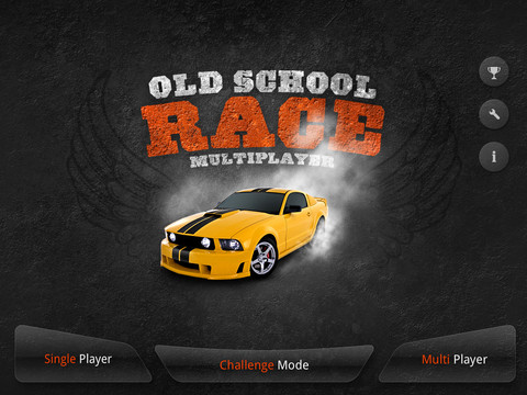 Old School Race multiplayer