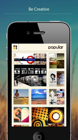 Pixplit - Create Images and Photo Collages Together With Your Social Network Friends
