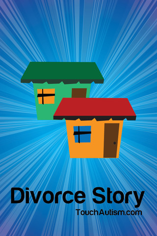 Divorce Social Story - A Social Story for Children about Divorce – Autism, Down Syndrome and Special Needs divorce busting