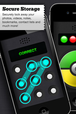 Dot Lock Secure Media Locker Lite 1.1