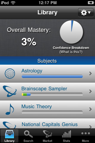 Brainscape Flashcard Portal