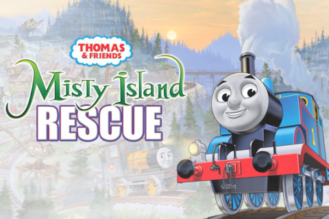 Thomas & Friends Misty Island Rescue - YouTube
