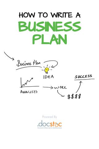Apps to help write a business plan