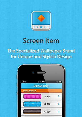 Screen Item - Home Screen & Lock Screen Wallpapers projector screen rentals