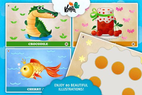 Fingerfun - Kids Motor Skills Development, Preschool Educational Game for Toddlers preschool children development