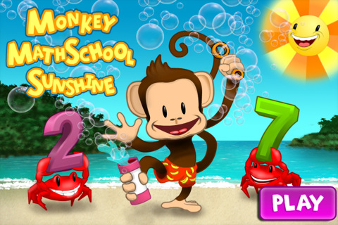 Monkey Math School Sunshine 1.2