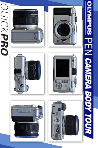 Quickpro - Olympus PEN Camera Body Tour