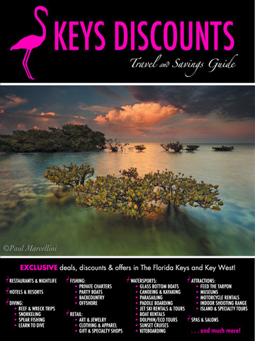 Keys Discounts Florida Keys & Key West Travel and Savings Guide islands in fl keys