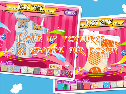 Wedding Dress Designer Games on Itshirt Hd  Dress Design Game 2 3 App For Ipad  Iphone   Games   App