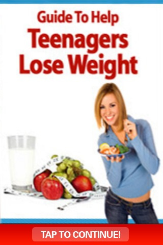 Guide To Help Teenagers Lose Weight teenagers mcr