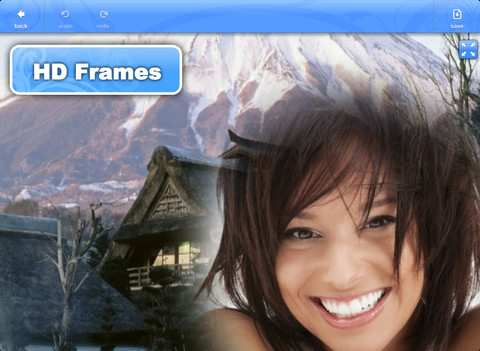 imikimi HD Lite Photo Frames & Effects 2.0.0