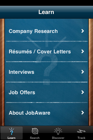 JobAware: Job search just got smarter