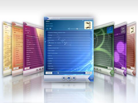 Free Music Downloader HD Pro - Fast Downloader & Multi-Skin Player