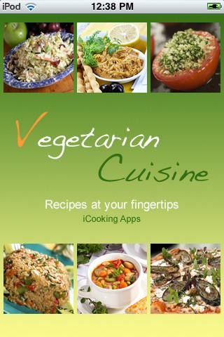 iCooking Vegetarian Cuisine german cuisine history