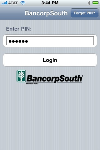 BancorpSouth Mobile Banking App for iPad - iPhone - Finance