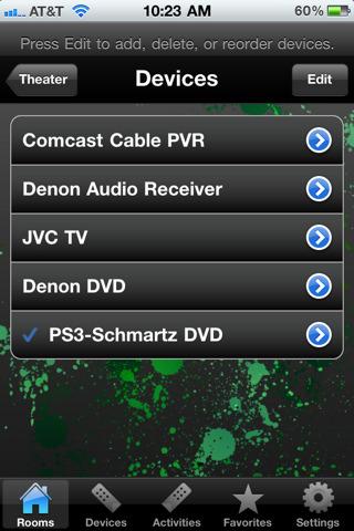 Re Universal Remote Control