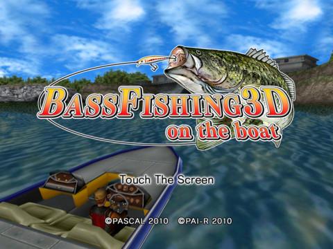 Pro bass fishing 2003 for Free bass fishing games