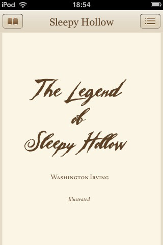 Sleepy Hollow by Washington Irving (ebook) sleepy hollow season 3