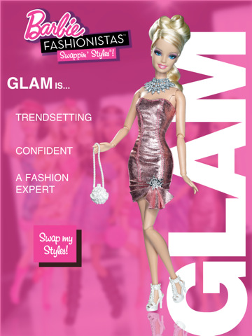 Play Barbie Fashionista Barbie Fashionistas Swappin