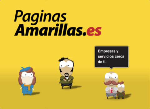 Aqu Cerca De P Ginas Amarillas App For Ipad Iphone