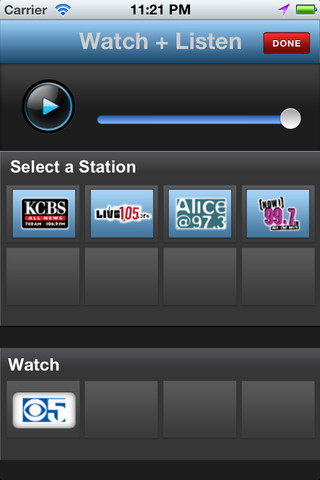 CBS Local YourDay for iPhone