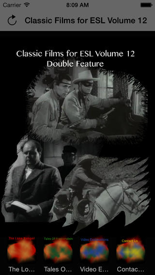 Classic Films for ESL Volume 6.1 100 best classic films
