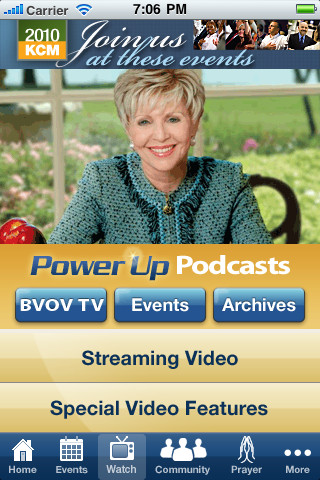 Power Up by Kenneth Copeland Ministries
