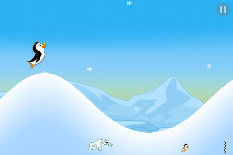 penguin can fly game