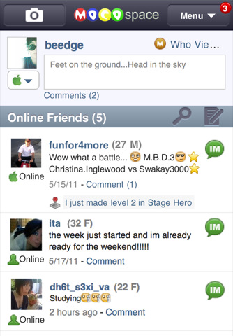mocospace meet people chat games and friends