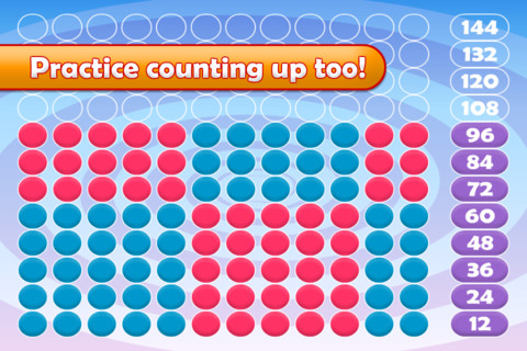 Math songs times tables 7x 12x app for ipad iphone for 12 times table song