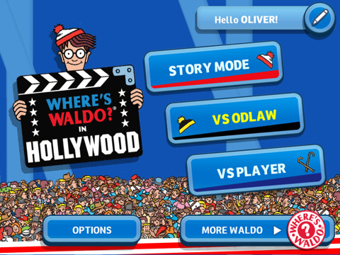 Where`s Waldo?® HD - in Hollywood 1.0.3