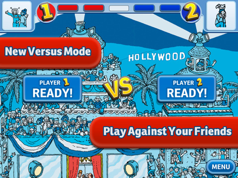Where`s Waldo?® HD - in Hollywood