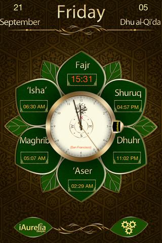 My Prayer: prayer times adhan alarm & Qibla sailor s prayer