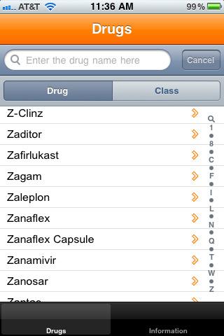 Micromedex Drug Information