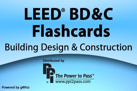 Leed bd c flashcards building design construction 1 0 for Leed building design