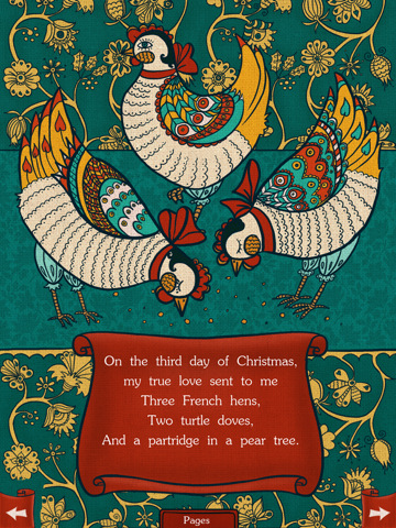 The Twelve Days Christmas