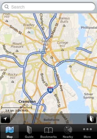 Providence Offline Map & Guide providence