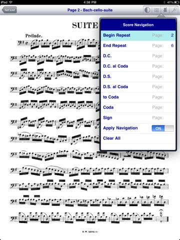 ipad sheet music app pdf