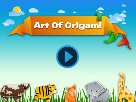 Art Of Origami Kids Educational Games art games for kids