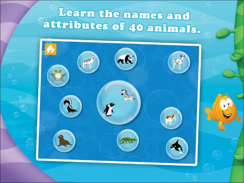 Bubble Guppies: Animal School Day